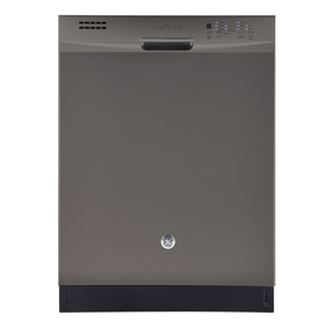 GE Built-In Stainless Steel Tall Tub Dishwasher Slate GDF630SSKES