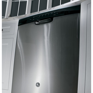 GE Built-In Tall Tub Dishwasher Stainless Steel GDF510PSJSS