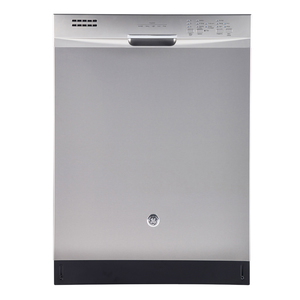 GE Built-In Stainless Steel Tall Tub Dishwasher Stainless Steel GDF630SSFSS