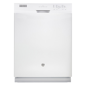 GE Built-In Stainless Steel Tall Tub Dishwasher White GDF630SGFWW