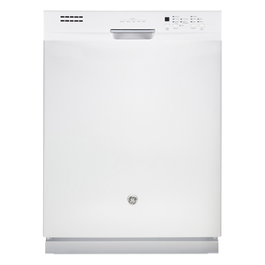 GE Built-In Stainless Steel Tall Tub Dishwasher White GDF630SGKWW