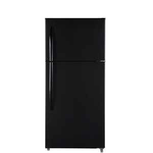 Moffat 18 cu.ft. Top Freezer Refrigerator Black MTS18GTHRBB