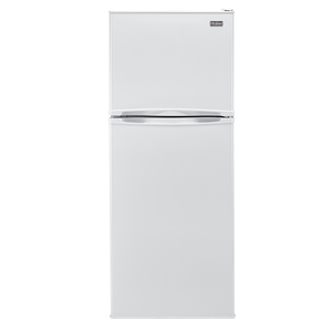 Haier 11.5 Cu. Ft. Top Freezer Refrigerator White HA12TG21SW